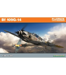 1:48 Bf 109G-14
