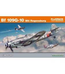 1:48 Bf 109G-10 Mtt Regensburg