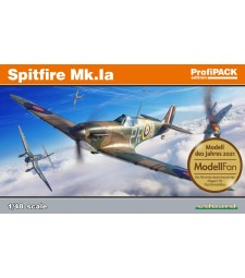1:48 British WWII aircraft Spitifre Mk.I