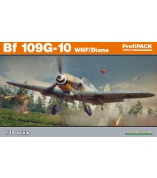 1:48 Bf 109G-10 WNF/Diana