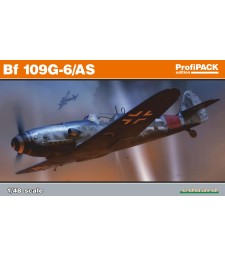 1:48 Bf 109G-6/AS