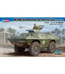 1:35 M706 Commando Armored Car in Vietnam