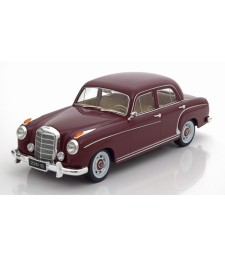 Mercedes 220 S Saloon 1954 darkred Limited Edition 750 pcs.