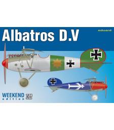 1:48 Albatros D.V
