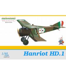 1:48 Hanriot HD.1