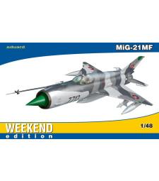 1:48 MiG-21MF