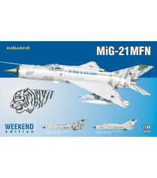 1:48 MiG-21MFN