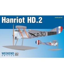 1:48 Hanriot HD.2