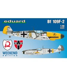 1:48 Bf 109F-2