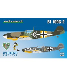 1:48 Bf 109G-2