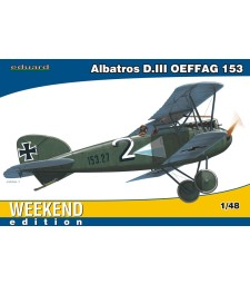 1:48 Albatros D.III OEFFAG 153