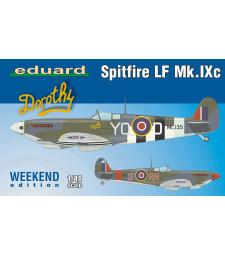 1:48 Spitfire LF Mk.IXc