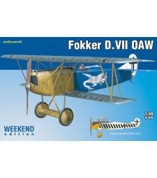 1:48 Fokker D.VII OAW