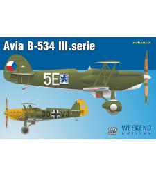 1:48 Avia B-534 III.serie