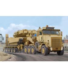 1:35 M1070 Truck Tractor & M1000 HET Semi-trailer