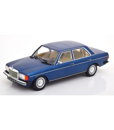Mercedes 280E W123 1977 darkblue-metallic Limited Edition 1000 pcs.