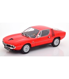 Alfa Romeo Montreal 1970 red Limited Edition 1500 pcs.
