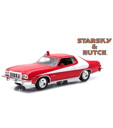 Starsky and Hutch (TV Series 1975-79) - 1976 Ford Gran Torino - Hollywood Series 4