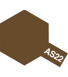 AS-22  Dark Earth - 100 ml Spray Can