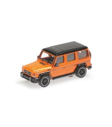 MERCEDES-AMG G65 G-CLASS - 2015 - ORANGE METALLIC
