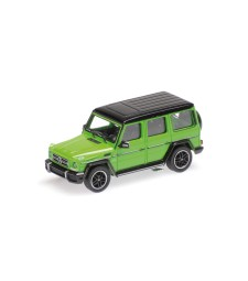 MERCEDES-AMG G65 G-CLASS - 2015 - GREEN METALLIC
