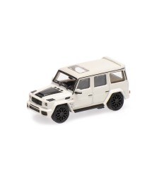BRABUS 850 6.0 BITURBO WIDESTAR AUF BASIS MERCEDES-BENZ AMG G 63 - 2015 - WHITE