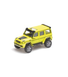 BRABUS 4×4² AUF BASIS MERCEDES-BENZ G 500 4×4² – 2016 – YELLOW