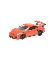 PORSCHE 911 GT3 RS – 2013 – ORANGE