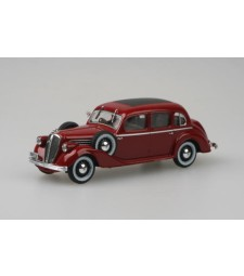 Skoda Superb 913 (1938) Purple Red