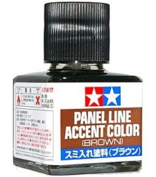 Panel Line Accent Color (Brown) - 40ml