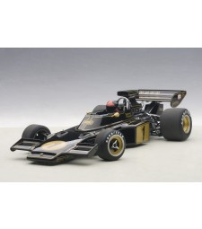 Lotus 72  E 1973 Fittipaldi #1 (with driver figurine fitted) (composite model/no openings)