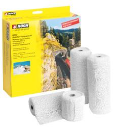Modelling Plaster Cloth XL - 4 rolls, 300 cm