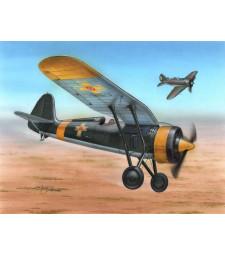 """1:72 PZL P.11c """"Foreign Service"""""""