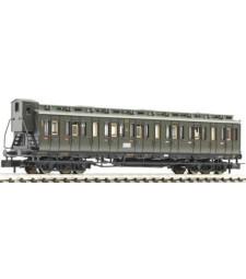 Compartment coach 2nd Class type B4 pr04 German National Railway (DRG), epoch II