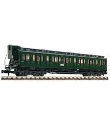 Compartment coach 2 & 3 Class type BC pr04 German National Railway (DRG), epoch II