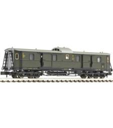 Baggage car type pr04 PW4 of the German National Railway (DRG),epoch II