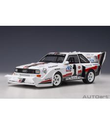 Audi Sport quattro S1 Pikes Peak 1987 Rohrl #1 (Winner) (composite model/full openings)