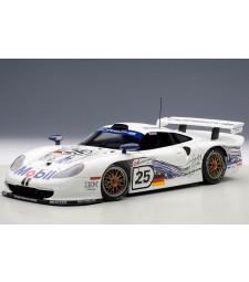 PORSCHE 911 GT1 24HRS LEMANS 1997 H.STUCK/T.BOUTSEN/B.WOLLEK #25