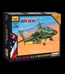 """1:144 McDonnell-Douglas AH-64 """"Apache"""""""
