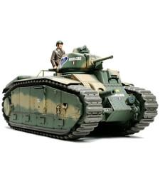 1:35 French Battle Tank B1 bis