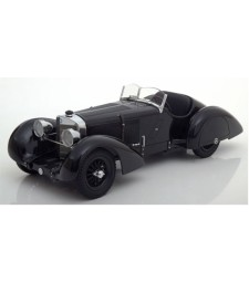 Mercedes SSK Count Trossi  Black Prince 1930 black Limited Edition 3000 pcs.