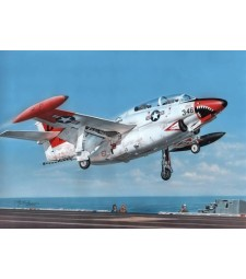 "1:32 T-2 Buckeye ""Red & White Trainer"""