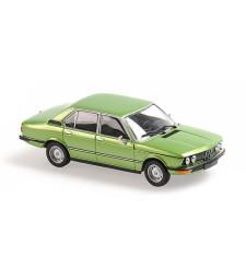 BMW 520 - 1972 - GREEN METALLIC - MAXICHAMPS