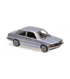 BMW 323I - 1975 - LIGHT BLUE METALLIC - MAXICHAMPS