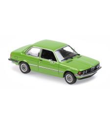 BMW 323I - 1975 - GREEN