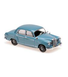MERCEDES-BENZ 180 (W120) - 1955 -BLUE - MAXICHAMPS