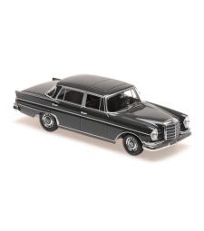 MERCEDES-BENZ 300 SEL - 1963 - DARK GREY - MAXICHAMPS