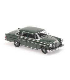 MERCEDES-BENZ 190 - 1961 - GREEN