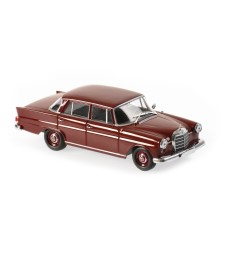 MERCEDES-BENZ 190 - 1961 - DARK RED