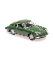 PORSCHE 356 CARRERA 2 – 1963 – DARK GREEN - MAXICHAMPS